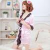 США Миллс MEIMIER Pink Lady сексуальная сорочка с ремешком t pink lipstick комплект