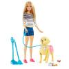 Барби (Barbie) куклы жадной девушки собака DWJ68 куклы barbie барби балерина