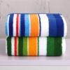 цены Xin движения полотенце текстильный хлопок полотенце означает 2 Зеленый Синий + 34 * 100см * 2 120г / бар