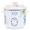 все цены на  Acme (Yimei) D15H Royal керамический горшок 1.5L электрическая плита керамический вкладыш классический синий и белый цвет  онлайн