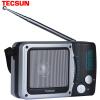 Немецкий здравоохранения (Tecsun) пожилых FM-радио звук карманный портативный FM / AM стерео радио престарелые маленький полупроводниковый (синий) R-102 портативные колонки с fm радио
