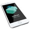 【3D полный экран】 YOMO iphone7 специальная закаленная пленка 3D горячекатаный взрывозащищенный полный охват пленки для мобильного телефона Apple 7 стальная пленка защитная пленка 3D горячекатаный полный охват белого пленка