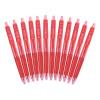 Утро (M & G) AGP89703 E01 Elite Series пуля пресс Ручка гелевая ручка 0.5mm12 / коробка Красный ручка waterman s0952360