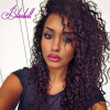 99J Color Lace Front Human Hair Wigs Kinky Curly 130% Density Peruvian Virgin Hair Adjustable Lace Wigs for Woman cheap u part human hair wigs curly 130 density kinky curly u part wig peruvian virgin human hair upart wigs for black women