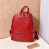 Dirirab натуральная кожа кожа рюкзак женский первый слой кожи плеча сумки повелительницы заклепок рюкзак небольшой рюкзак рюкзак juicy сouture рюкзак