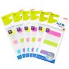 N, паста (STICKN) флуоресцентной меткой с указанием сумки Состав пакета / классификации индекс листа / липкие примечание типа записи 6 (348)