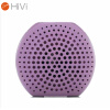 Лебеди (HiVi) BC610 Mini Wireless Bluetooth HIFI маленькие колонки небольшой стерео настольный ноутбук мобильный аудио фиолетовый домашний кинотеатр hivi f2 2ht