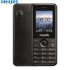 Philips E103 мобильный телефон philips e103 black