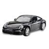 Star (Rastar) Porsche 911 Carrera модель автомобиля модель сплава автомобиль 1:24 56200 черная модель машины schuco n191 1 87 911