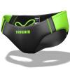 цены Мужские плавки TOSWIM для мужчин и женщин профессиональные сексуальные купальники для купальников мужские купальные костюмы лягушка зеленый-l