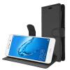 KOOLIFE Наслаждайтесь 7plus Mobile Shell Cover Holster / Flip Leather Case / Snap-Proof Card Case / Мягкая оболочка, применимая к Huawei Chang, имеет 7plus Cooler Series - Black