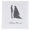 NCL Nakabayashi Японский импорт белого невесты и жениха пара DIY фильм клей типа альбома / свадебные альбомы / альбом ВМБ-71478-W orient ncl 01