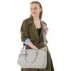 [Супермаркет] MELOBABY Британского Jingdong большой моды Мумия мешок мать мешок руки Сумка Ocean Ripple