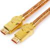 Akiara (CHOSEAL) серебристый HDMI цифровой высокой четкости линии лихорадки уровень 2,0 ТВ компьютер проектор приставки игровой консоли кабель 3 м DH800-3M адаменко м в приставки к электрогитаре