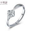 Кади Луо 925 серебряных кольца женщины открытие модели кольца можно регулировать ювелирные изделия