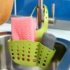 Европа Юна Чул стойка кухонной раковину дренажного хранения корзины кухня висит корзину моющих Drain Zhiwu стеллаж для хранения три загрузки большую плетную корзину в минске