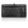 Кнопка (A4TECH) KL-5 проводной клавиатура клавиатура компьютера клавиатура ноутбука мини USB клавиатура клавиатура