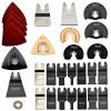 50 шт / набор инструментов же тельферами аксессуары комплекты, пригодный для multimaster электроинструментов мульти - инструмент т