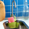 ORZ Кухонная раковина Корзина для хранения Губка Держатель Мыло для ванной Висячие стеллажи Стойка для слива Хранилище для хранения ведра