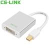 CE-LINK 1641 Mini DP HDMI конвертер активный DisplayPort HDMI адаптер мини-молнии Apple MacBook подключен телевизор проектор адаптер dell mini displayport