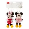 Дисней (Disney) 4936313333930 Disney Микки Минни плюшевых украшения чехлы для телефонов disney бампер силиконовый универсальный дисней лукас микки 2