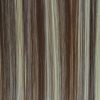 Synthetic Clip in Hair Extension Long Straight 22 140g 16 Clips False Hairpieces cook100 140g