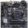 Asustek (ASUS) PRIME A320M-A Материнская плата (AMD A320 / Socket АМ4) сова noctua nh l9x65 se ам4 куллер процессора amd ам4 интернет тепловая труба 4 9см вентилятор 65мм высокий