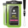 Водонепроницаемый чехол для смартфона BIAZE, зеленый купить чехол для смартфона лджи 880