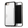 GANGXUN iPhone 7 Case Slim Anti-Slippery Слот для карт Противоударная крышка для iPhone 7