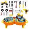 Игрушка для детей Игрушки для детей Игрушки для мальчиков Набор для моделирования Многофункциональные инструменты Панели инструментов Детские игрушки Моделирующие ремонтные комплекты игрушки для детей