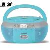 Panda (PANDA) CD-880 Bluetooth аудио CD машина повторного автомата DVD-проигрыватель ленточный накопитель магнитофон U диск-карта транскрипционная машина фетальный учебный компьютер ленточный автомат (синий)