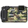 Nikon Nikon COOLPIX W300s водонепроницаемый, ударопрочный (удар), холодостойкие, пыленепроницаемый цифровой фотоаппарат (камуфляж)