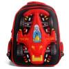 Прохладный гоночный автомобиль детский начальная школа сумка рюкзак сумка мальчиков Детский сад детский