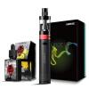 Джерри (kimree) молодежная версия XiaoGangBao Younger электронная сигарета дым термостат установлен большой передачей отжима 30W черный Картье