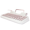 Барокко ангел (Hellboy) MX520 механической пишущей машинки клавиатура белый вишня черный вал Виндзор baroque angel hellboy mx520 механической пишущей машинки клавиатура mu из черешни черного вала