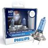 Philips (Филипс) Обновление Light Blue Star из автомобильной H4 лампы цветовой температуры 4000K средства 2 система освещения led offroad light bar 50 288w offroad 12v 24v philips atv 4 x 4 suv