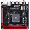 Gigabyte (GIGABYTE) AB350N-Gaming WIFI материнская плата (AMD B350 / Socket АМ4) цветная материнская плата v15 для игровых приставок с плавающей запятой c a68m e amd a68 socket fm2