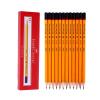 Фабер (Faber-Castell) 132113 2B карандаш студент офис гексагональной карандаш (12шт)