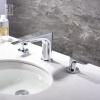HIDEEP 3 отверстия Смеситель для ванной комнаты латунный смеситель для ванной комнаты