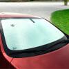 Цзя Belle (Gabree) автомобиль козырек от солнца автомобиля переднего двойной толстый одиночный автомобиля козырек от солнца ВС блока перед блоком 140 * 75см joolz дополнительный козырек от солнца для коляски joolz