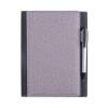 Обширный (Guangbo) Cikou перекидного ноутбук суб-пакет (A5 кожаный ноутбук + шариковая ручка) Бо Джу / фиолетовый GBP8608