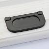цена на Yuhuaze Красота Ящик для одежды Темная ручка Шкаф для шкафа Дверная ручка Раздвижная дверная ручка Single Single Piece 64 Pitch