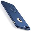 Телефон Чехол для iPhone 7 Plus Ultra Тонкий Slim Обложка Простой PC Back Ring Holder 360 ° Защита вращения для iPhone 7 Plus чехол lab c slim soft для iphone 7 plus прозрачный