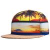 [Супермаркет] Jingdong GLO-STORY бейсболки мужчин и женщин того же пункта напечатаны прилив хип-хоп шляпа плоская шляпа желтый цвет MMZ724022