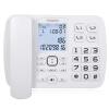 Philips (PHILIPS) CORD168 голос отчетности телефон / стационарный дом / офис стационарный белый philips philips hu4801