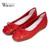 Женская обувь для одной обуви женская обувь flattie кожаная обувь asakuchi одиночная обувь женская обувь