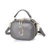 Ming Xia MINGXIA Сумка сумка сумка женская корейская мода случайные надетые наручники наручники небольшой мешок партии Г-жа мешок MDX8005-черный цена и фото