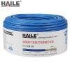 цена на HAILE HT7208-50 расширенная версия шесть неэкранированные кабельные / УТФ картонки / Fluke тест поддержка POE питания чистый кислород меди 23AWG 50 метров