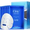 OLAY интенсивная питательная маска для лица, 5 шт. comair защитная маска для лица пластиковая защитная маска для лица пластиковая 1 шт