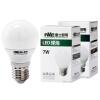 NVC LED bulb bubble 7 W E27 большой винт источник света энергосберегающая лампа желтый свет 3000K эра f led p45 e27 5w 230v желтый свет